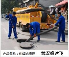江夏廟山化糞池清理工作經驗豐富