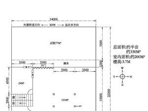 河婆街道鄉肚廠房出租:占地半畝(室內約200平)