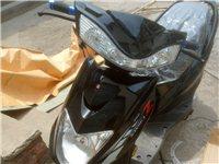 全新顶帐踏板摩托车125机器,2600元