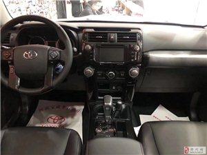 19款豐田超霸4runner鄭州哪里賣有?