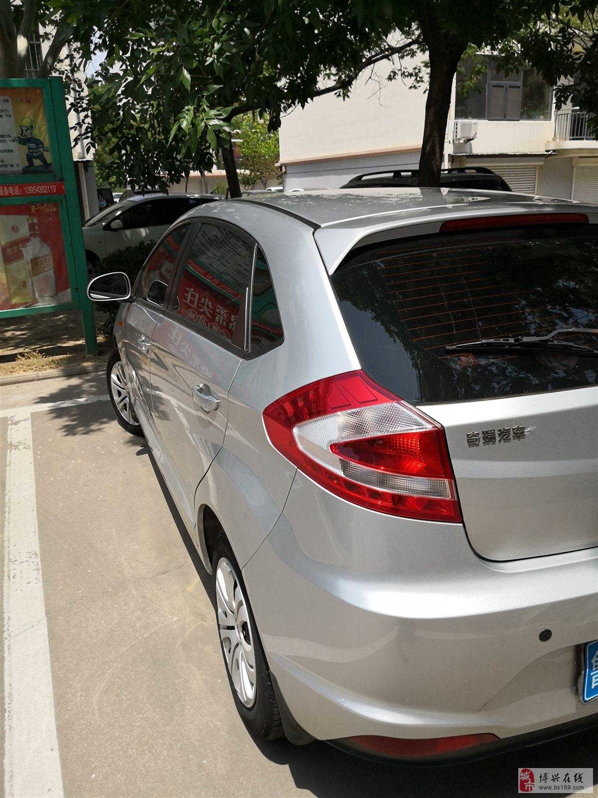 轿车出售(奇瑞风云2)
