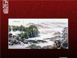 高温陶瓷壁画定制墙面壁画定制厂家