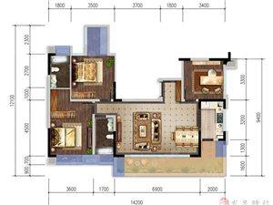 D-3室2厅2卫-133.7�O