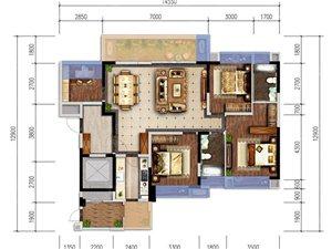 A-4室2厅2卫-138.2�O