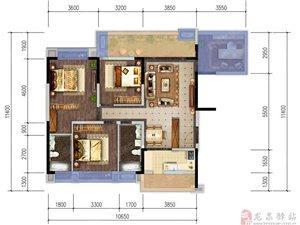 C-4室2厅2卫-121.5�O