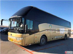 49座豪華空調大巴承攬旅游包車