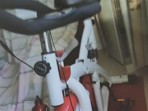 处置动感单车一辆