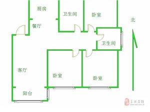 北京路翠景�@�梯6��3室2�d2�l121平84�f
