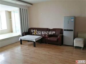 阳光城2室精装公寓房1500元/月