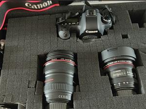 轉讓自用佳能6D全畫幅單反相機大疆御2PRO