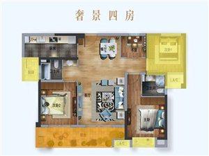 阳光城丽景湾102平仅售77万首付只需20万