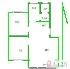 四八二三�^2室1�牵�水��p�猓�首付33�f,涂料房,