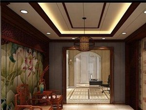 竹木纤维集成墙板全屋整装