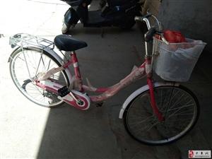 底价出售9成新自行车,个人车,没怎么骑过