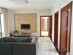 亚澜湾118平精装4房2厅卫小区泳池开放