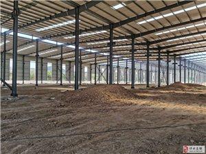 出租出售新建成3万平米标准厂房