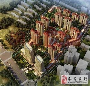 泰安中南岳麓山公寓-多少钱一平-售楼2019新动态