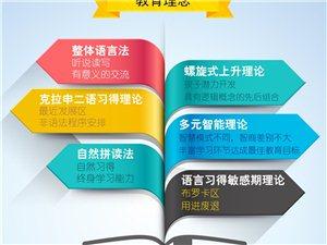 英語零基礎4-12歲孩子暑假班正在招生
