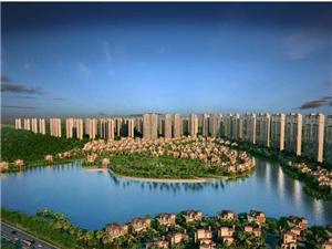 绿景国际花城3室2厅1卫69万元