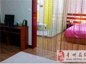 青州市乐万家快捷酒店客房低价出租