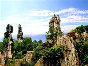 小平故里行 華鎣山上游(7.6開營)