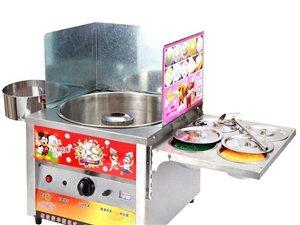 此款是利朋品牌新款电热式棉花糖机。盆子升级专用花式