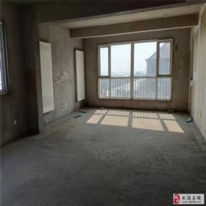 海旋园五楼三室两厅两卫171平大客厅毛坯房过两年有钥匙