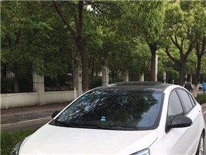 2016款艾瑞泽5自动无级变速个人一手车