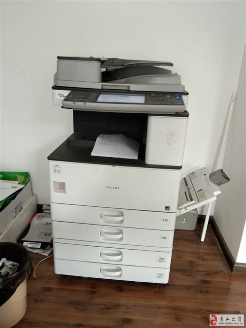 出售一臺理光3352打印機(一分鐘35頁)
