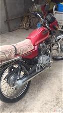 出售:本田五羊125摩托车