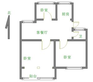燕京花园32室2厅1卫70万满五唯一,送储藏室