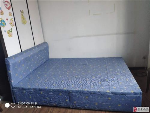 转让 一米五的板床