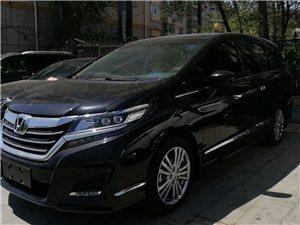 【二手准新商务车】本田艾力绅2016款2.4