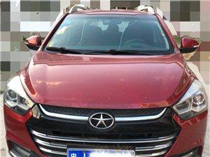 出售一輛2015年12月購入的七成新江淮S2