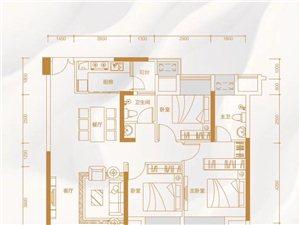南水準現房可公積金貸款全明3房僅售7?萬