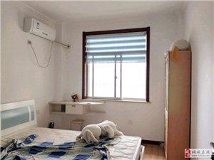 阅城国际学区房精装2室2厅户型方正明亮拎包入住