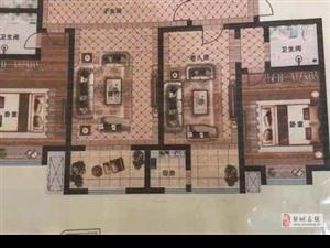 圣泉花苑2室2厅1卫78万元