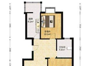 福汇园2室1厅,南北通厅,价格低超值!