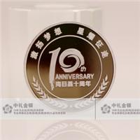 深圳企业定制银币应该找哪里的工厂