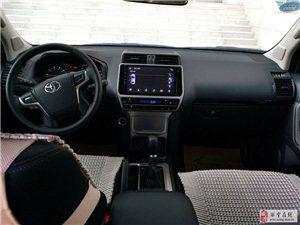 新一代SUV車——豐田普拉多