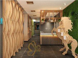 重慶永川餐吧餐廳茶餐廳茶樓裝修設計品牌公司貳春設計