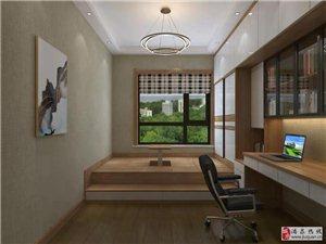 現代溫馨130平戶型室內裝飾效果
