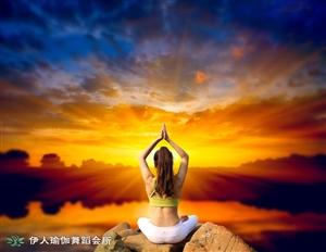 伊人瑜伽宣传图