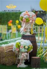 小城印象户外草坪婚礼