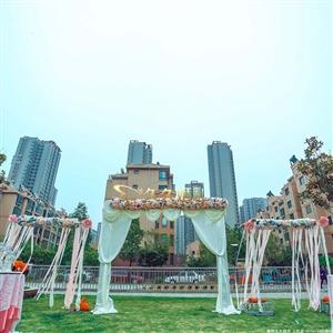 婚外草坪婚礼