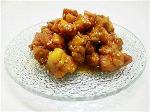 烤汁鸡翅腿