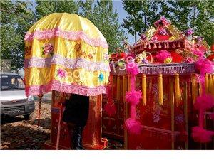 临泉县韦寨镇万年红花轿