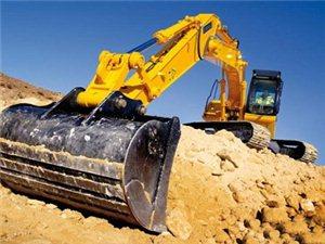 乐山中型挖机出租