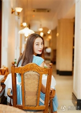 王李丹妮时尚写真曝光