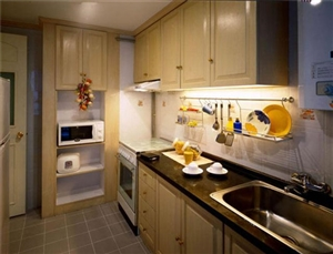 厨房水电改造具体怎么定位
